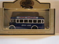 LLEDO LP17 095D 1932 AEC REGAL SINGLE DECK BUS - DAN AIR - LONDON to NEWCASTLE