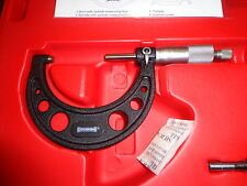 New Sidchrome MICROMETER 50 - 75 x 00.1 mm  outside      Measuring tool 26105