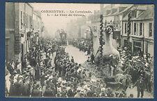 CARTE POSTALE - 03 - LA CAVALCADE LE CHAR DE GRISOU à COMMENTRY - 020