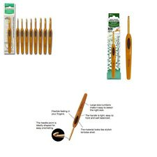 Clover Soft Touch Crochet Hook Set of 13