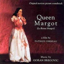 Queen Margot [Original Motion Picture Soundtrack] by Goran Bregovic CD, Feb-1994