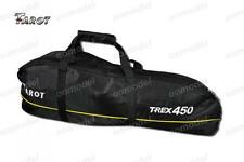 Tarot 450 size Carry Bag Black TL3002 for 450 480 RC helicopter TREX 450