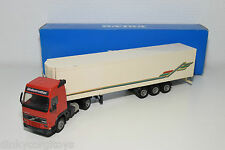 CONRAD VOLVO FH16 FH 16 GLOBETROTTER TRUCK WITH TRAILER EXCELLENT BOXED