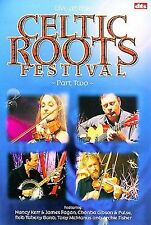 CELTIC ROOTS FESTIVAL PART TWO - VARIOUS ARTISTS DVD -FREE POST UK