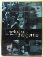 The Rules of the Game (DVD, 2004, 2-Disc Set, Special Edition) (dv757)