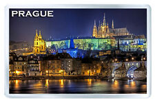 PRAGUE MOD8 FRIDGE MAGNET SOUVENIR IMAN NEVERA
