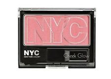 NYC CHEEK GLOW POWDER BLUSH 653A PARK AVENUE PLUM