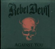 Rebel Devil – Against You Digipack (Extrema, Strana Officina, Negrita) Cd Mint