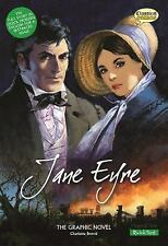 Jane Eyre The Graphic Novel: (American English, Quick Text)-ExLibrary