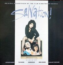 Original Soundtrack - Salvation! - Cabaret Voltaire New Order Arthur Baker NEW