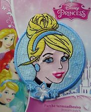 Cinderella - Disney Prinzessinnen - Bügelflicken / Iron-On Patch - Disney - 9cm