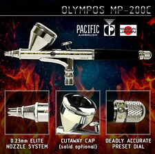 Olympos Micron Airbrush MP-200C, Like Iwata Custom Micron CM-C, Made in Japan
