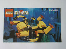 LEGO® Bauanleitung / Instruction Nr. 6145 / 1728