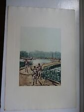 Beautiful Antique Print - INFANTRY, 1810 - 1813 (c) 1892  by G.B