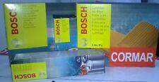 KIT FILTRI TAGLIANDO BOSCH MERCEDES CLASSE A e B CDI + OLIO CASTROL