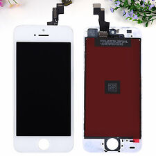 For iPhone 5s Blanc White Écran LCD Vitre Tactile Display Touch Screen Digitizer