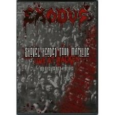 "EXODUS ""SHOVEL HEADED TOUR...LIVE AT WACKEN"" 2 DVD NEU"