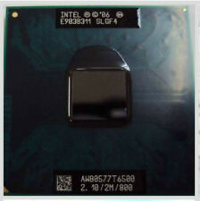 Intel Core2 Duo T6500 2.1Ghz 2MB 800 SLGF4 Socket P CPU
