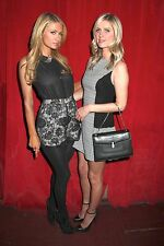 Paris & Nicky Hilton 8x5 Photograph 5