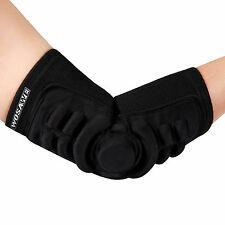 1Pc Arm Guard Elbow Gel Pad Brace Support MMA Padded  Sports Cycling Protector