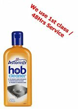 Astonish Hob Cleaner For Ceramic Hobs, Glass Halogen Hobs, Microwaves BBQ etc