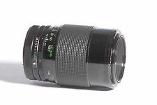Vivitar (Kiron) MC 100mm f/2.8 SLR Camera Lens for Canon FD SN 22707936