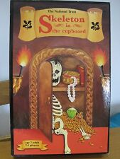 Rare Skeleton in the Cupboard - Vintage 1990 Family Ghosts Game HALLOWEEN