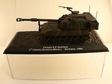 Paladin  S.P. Howitzer 2nd Infantry Division (Mech.) Germany neuf en boite