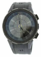 Perrelet Turbine XL Chronograph Stainless Steel Watch A1079/1