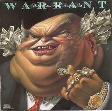 Warrant-Dirty Rotten Filthy Stinking Rich-1988 CD-Glam Metal
