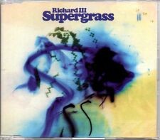 SUPERGRASS - RICHARD III - 3 TRACK 1997 CD SINGLE 1