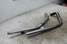 1988 Harley-davidson Sportster 1200 Exhaust Pipes header head pipe