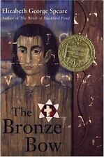 Bronze Bow by Elizabeth George Speare (1997, Hardcover, Teacher's Edition of...