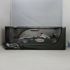 1:18, Signed, Kimi Raikkonen, McLaren Hot Wheels , B1650 Formula 1 Hand Signed