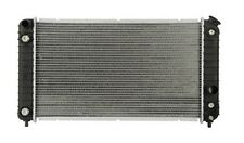 Radiator for 2001 Chevrolet Blazer 4.3L-AUTO TRANSMISSION-WITH ENGINE OIL COOLER
