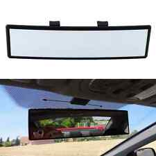 240mm Car Care Interior Rearview Convex Face Wide Rear View Mirror Clip On
