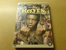 2 DVD BOX / ROOTS: 25TH ANNIVERSARY EDITION