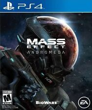 Mass Effect: Andromeda (Sony PlayStation 4, 2017) Game Disc Only
