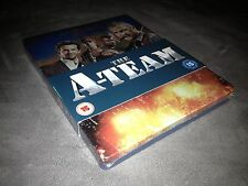 STEELBOOK BLU RAY L'AGENCE TOUS RISQUES NEUF // THE A-TEAM NEW AND SEALED