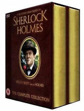 Sherlock Holmes Complete Collection Boxset 16 DVD - New