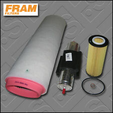 SERVICE KIT BMW 3 SERIES 330D E46 FRAM OIL AIR FUEL FILTERS (2003-2005)