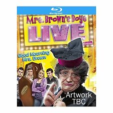MRS BROWN'S BOYS LIVE TOUR: GOOD MOURNING MRS BROWN BROWNS Boy Blu ray Not a DVD