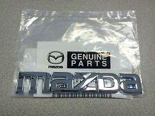 2003 2004 2005 2006 2007 2008 Mazda 6 rear Mazda emblem oem new !!!