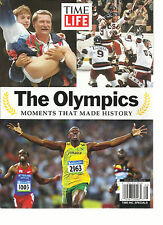TIME INC SPECIAL, LIFE MAGAZINE  THE OLYMPICS MOMENTS THAT MADE HISTORY, 2016