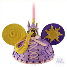 Disney Parks Rapunzel Tangled Ear Hat Ornament New Princess Christmas