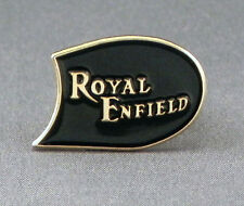 Metal Enamel Pin Badge Brooch Royal Enfield Motorbike Motorcycle Classic UK Bike