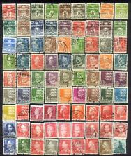Danmark 81 All Different Nice Stamps
