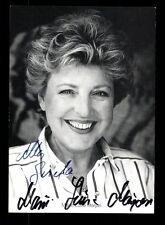 Marie Luise Marjan Lindenstraße Autogrammkarte Original Signiert # BC 82347