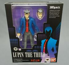 S.H. SH Figuarts Lupin the third 3rd Bandai japan new (TRACKING INCLUDED)