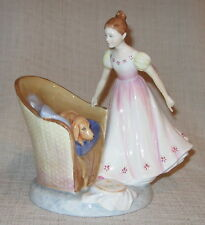 Royal Doulton Figurine Beat You To It HN 2871